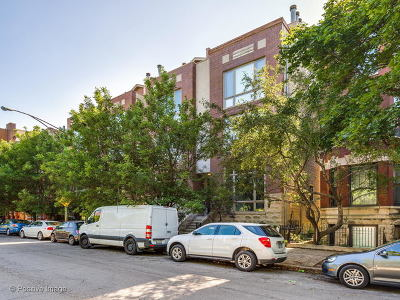 Condo/Townhouse New: 622 North May Street #A