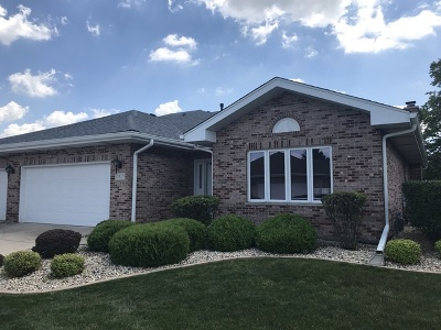 Orland Park Condo/Townhouse New: 10825 Donna Lane #23