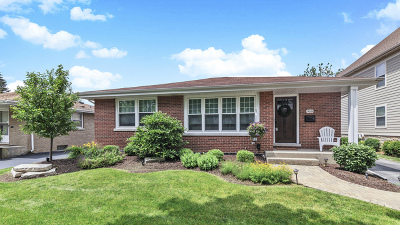 Elmhurst IL Single Family Home New: $499,900