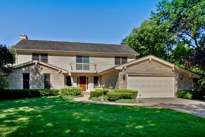 Libertyville Single Family Home For Sale: 815 Interlaken Lane