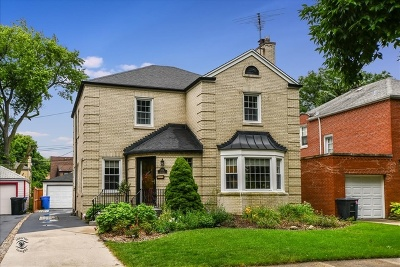 Chicago Single Family Home New: 9263 South Claremont Avenue