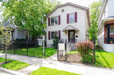 Evanston IL Single Family Home New: $349,900
