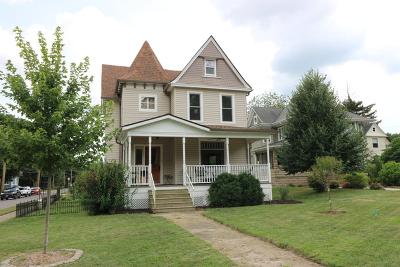 Sycamore Single Family Home New: 706 Dekalb Avenue