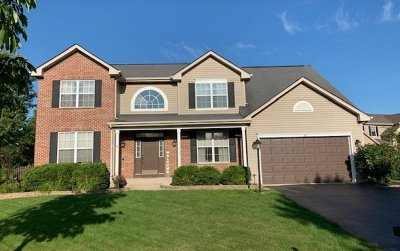 Kane County Single Family Home New: 4 Greyshire Court