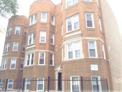 Multi Family Home For Sale: 7531 North Hoyne Avenue