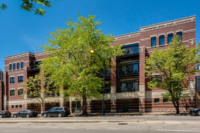 Condo/Townhouse New: 3844 North Ashland Avenue #21