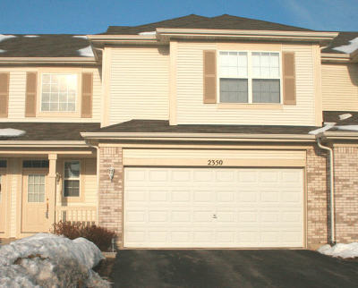 Aurora Condo/Townhouse New: 2350 Sunshine Lane #2350