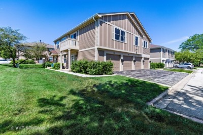 Vernon Hills Condo/Townhouse New: 361 Ashwood Court #361