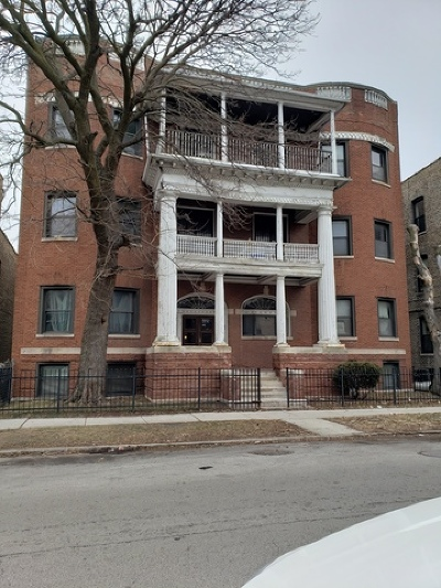 Chicago Multi Family Home New: 442-444 East 48th Street