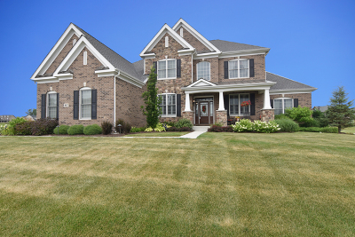 Batavia Single Family Home For Sale: 517 Joslyn Way