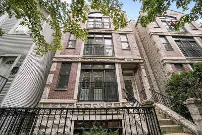 Condo/Townhouse New: 3026 North Seminary Avenue #2