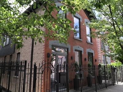 Single Family Home For Sale: 1457 West Walton Street
