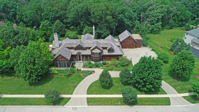 Sycamore Single Family Home New: 465 Merry Oaks Drive