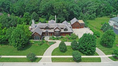 De Kalb, Dekalb, Maple Park, Sycamore, Elburn, Geneva, Gilberts, Hampshire, St. Charles Single Family Home For Sale: 465 Merry Oaks Drive