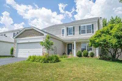 Bolingbrook Single Family Home New: 403 Cardinal Lane