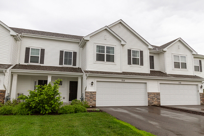 Kane County Condo/Townhouse New: 712 Anchorage Court