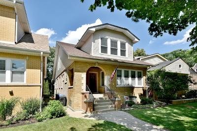 Chicago Multi Family Home New: 6033 North Menard Avenue