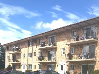 Worth Condo/Townhouse New: 10605 Southwest Highway #2F