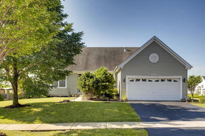 Joliet Single Family Home New: 8002 Hummingbird Circle
