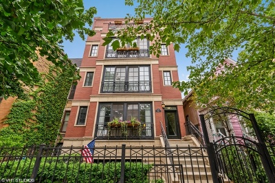 Chicago Condo/Townhouse New: 920 West Barry Avenue #2