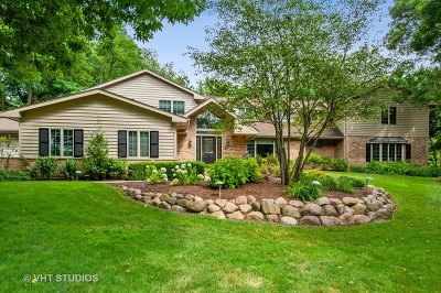 Barrington  Single Family Home New: 123 Joan Drive