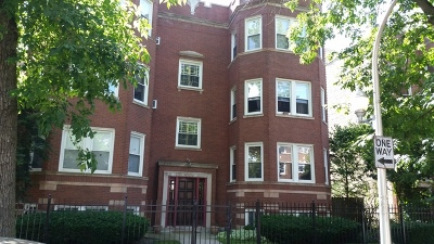 Condo/Townhouse New: 6214 North Bell Avenue #1N