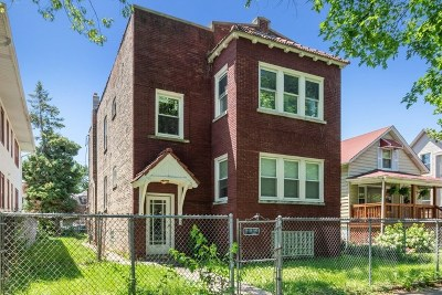 Chicago Multi Family Home New: 5931 West Superior Street