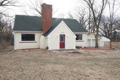Lisle Single Family Home New: 4729 Yackley Avenue