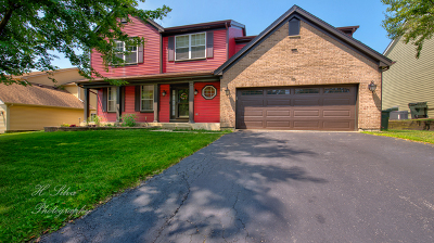 Single Family Home For Sale: 772 English Oaks Drive