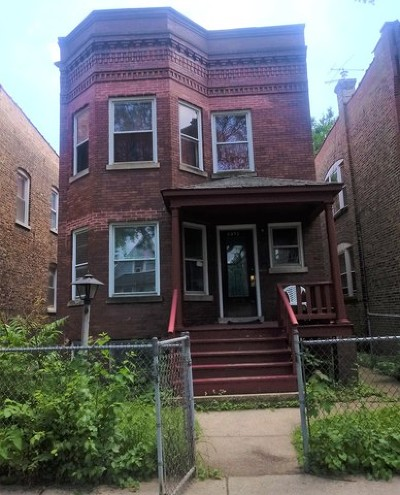 Chicago Multi Family Home New: 4933 West Superior Street