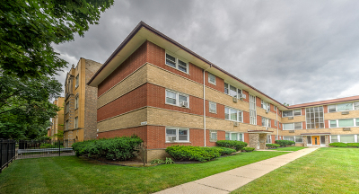 Condo/Townhouse New: 4322 North Keystone Avenue #3A