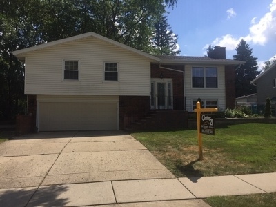 Schaumburg Single Family Home New: 403 Desmond Drive