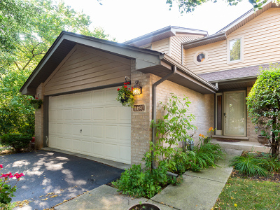 Orland Park Condo/Townhouse New: 16692 Grants Trail