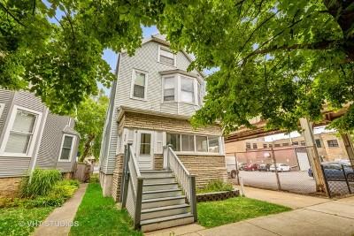 Multi Family Home New: 1820 West Belle Plaine Avenue