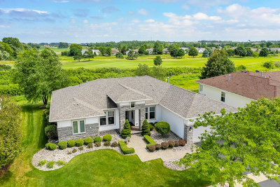 Huntley Single Family Home For Sale: 11952 Stonewater Crossing