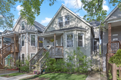 Single Family Home New: 4135 North Drake Avenue