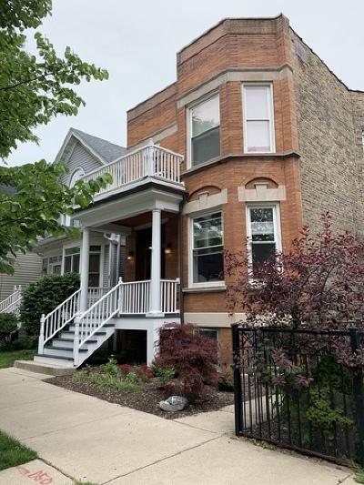 Rental New: 3625 North Hermitage Avenue #2