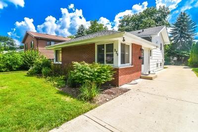 Glen Ellyn Single Family Home New: 275 South Milton Avenue