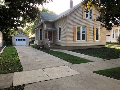 West Chicago Single Family Home For Sale: 238 Allen Avenue