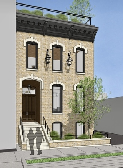 Single Family Home For Sale: 214 West Erie Street