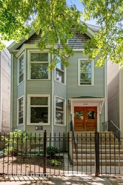 Multi Family Home New: 1231 West Roscoe Street