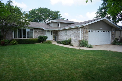 Mokena Single Family Home New: 19900 Scarth Lane