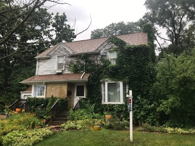 Elgin Single Family Home New: 222 Cooper Avenue
