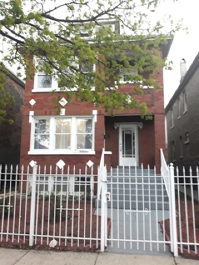 Chicago Multi Family Home New: 5538 South Talman Avenue