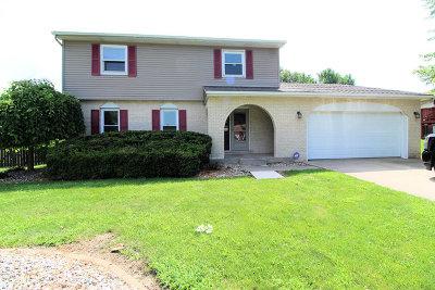 Kankakee Single Family Home New: 1303 North Tampa Lane