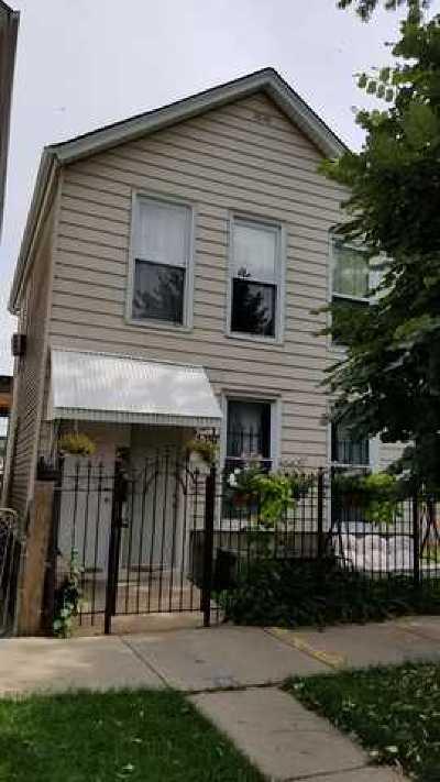 Chicago Multi Family Home New: 2057 North Bingham Street