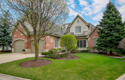 Oak Brook Single Family Home New: 59 Forest Gate Circle