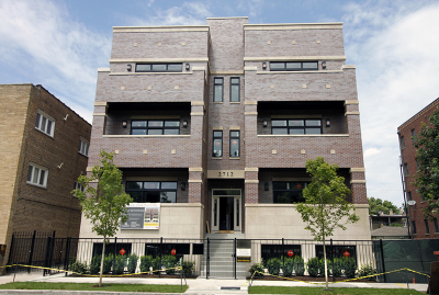 Ravenswood Manor Condo/Townhouse New: 2712 West Montrose Avenue #3E