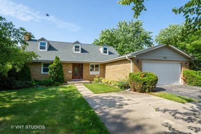 Barrington  Single Family Home New: 902 E. Main Street
