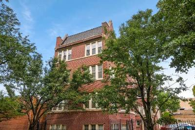 Chicago Condo/Townhouse New: 736 West Waveland Avenue #1S